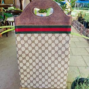 Gucci Vintage Web GG Supreme Ophidia ❤️💚 Handbag